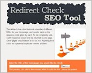 30 Of The Best Tools For Enterprise SEO image redirect checker 300x237