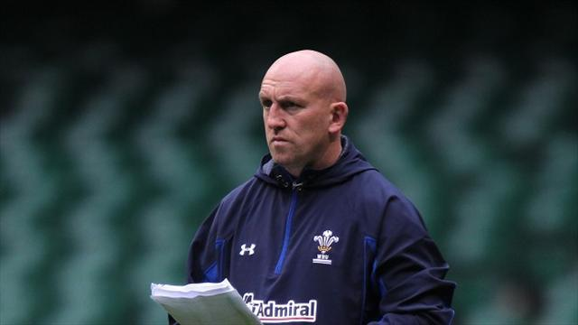 Rugby - Edwards positive despite Wales loss