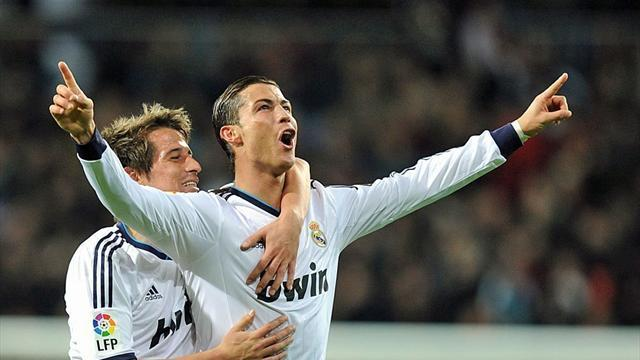 Champions League - Match facts: Real Madrid v Manchester United