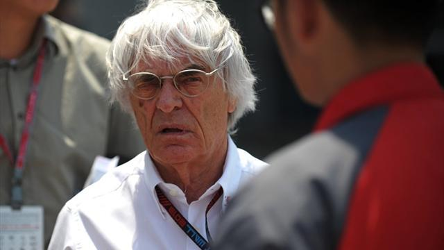 Formula 1 - Only top 10 F1 teams to get prize money - Ecclestone
