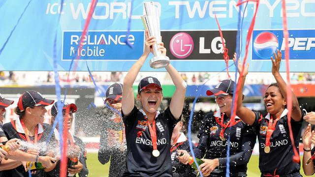 Cricket - England women target World Cup repeat