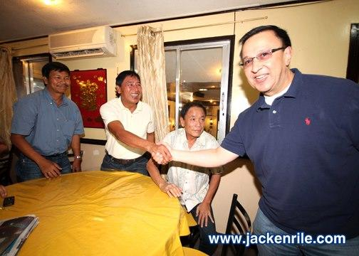 Cagayan Rep. Jack Enrile (Photo from his Facebook fanpage)