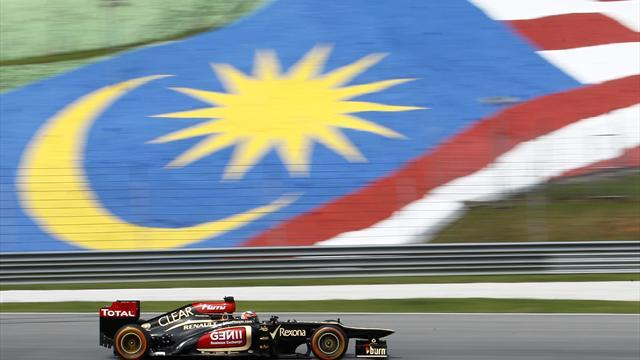 Formula 1 - Malaysia a blip not a trend insists Lotus