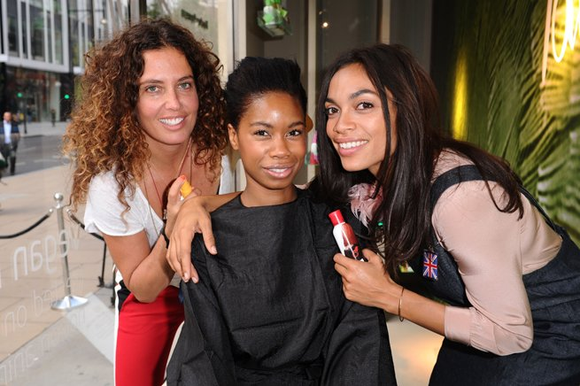 Tara Smith Launches Vegan Haircare Range With Natalie Imbruglia & Rosario Dawson