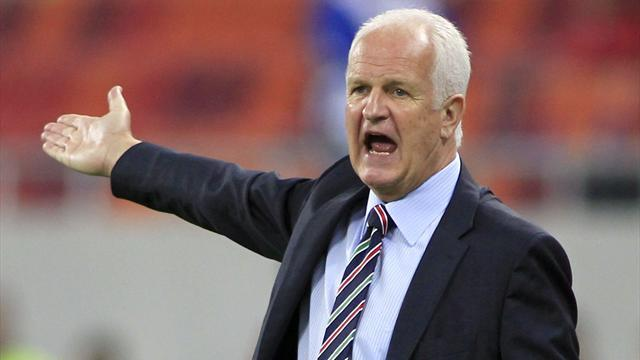 Asian Football - Singapore appoint German Stange as head coach