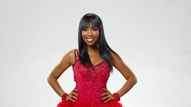 "Brandy is a platinum-selling R&B and pop singer, actress, songwriter and record/television producer. She will compete on the eleventh season of ""Dancing With the Stars."""