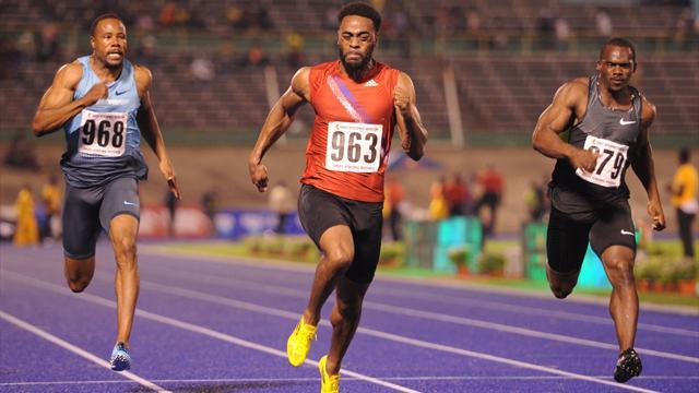Athletics - Gay has triple medal haul in mind for worlds