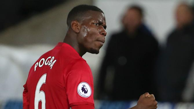 Pogba: I had no interest in girls - just football