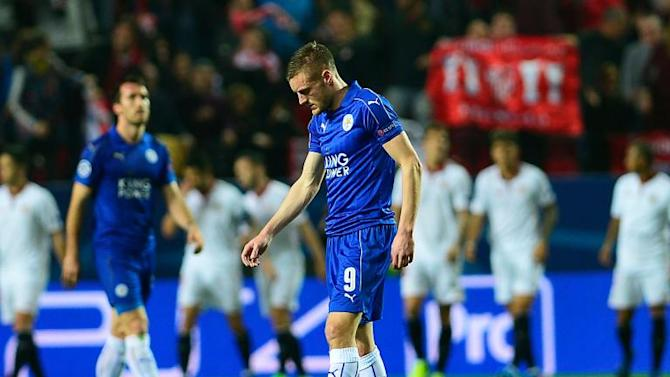 Leicester 'rode their luck' against Sevilla but managerless Foxes should be fearful of what is to come