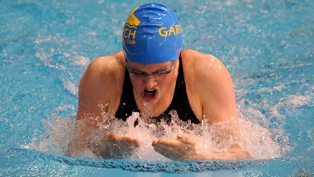 Swimming - Miley settles for silver behind Hosszu