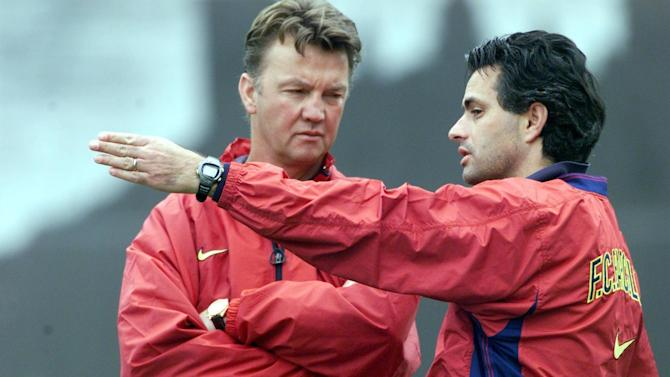 Premier League - Van Gaal: Jose Mourinho is my friend