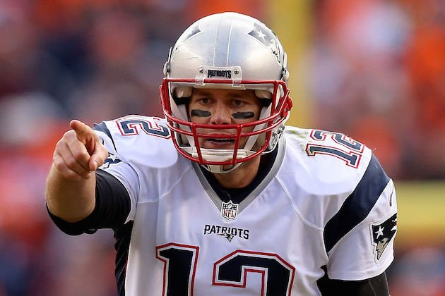 Even after a banner 2015, doubts about Brady have cropped up in recent weeks. (Getty)