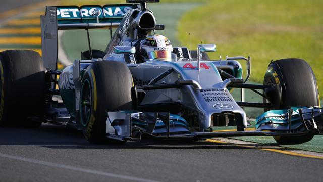 Formula 1 - Tiny rubber tube cost Hamilton chance of victory in Australia