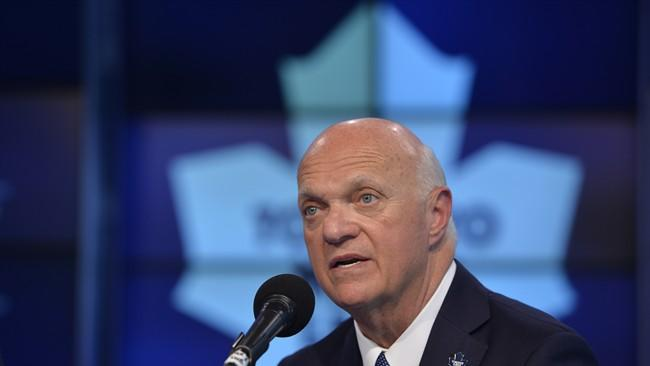d85cb75ec Lou Lamoriello Brings Wealth Of Experience To Maple Leafs  Front Office