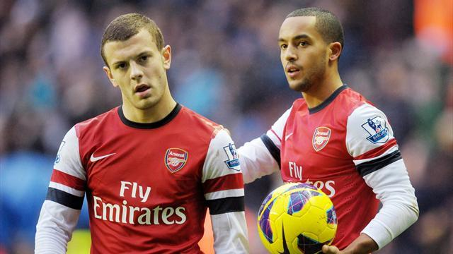 Premier League - Wilshere and Walcott set for Arsenal return