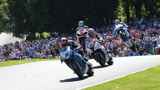Superbikes - Cadwell BSB: ?It has been a fairytale weekend? ? Lowes