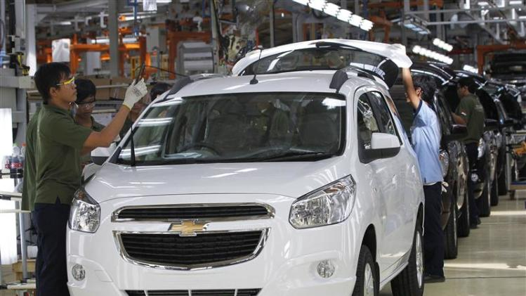 General Motors Sees China Like Take Off In Indonesian Car