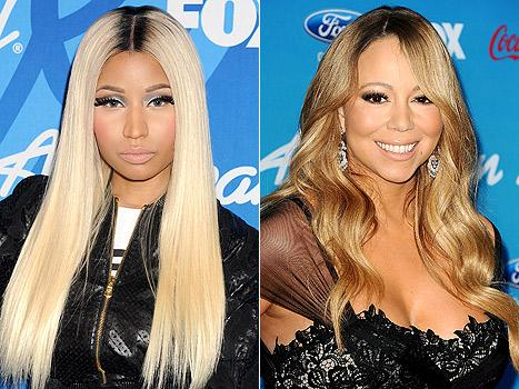 Nicki Minaj, Mariah Carey Leave American Idol After One Season