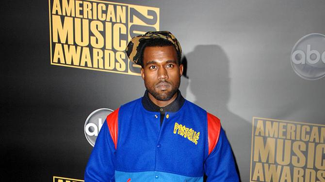 West Kanye AMA Aw