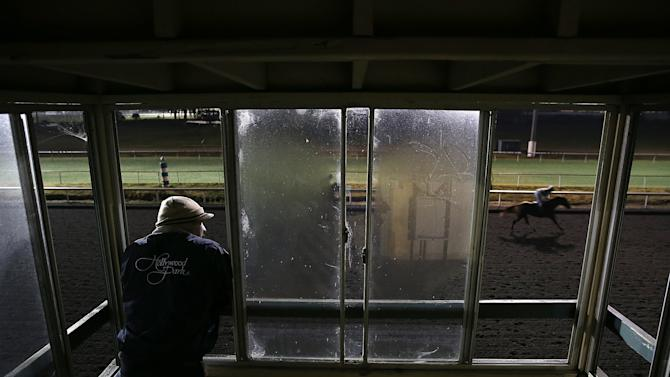 Storied Hollywood Park Race Horse Track Celebrates Its Final Days