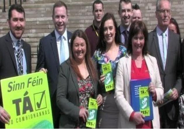Sinn Fein Says Next NI Health Minister Should Represent 'All People'