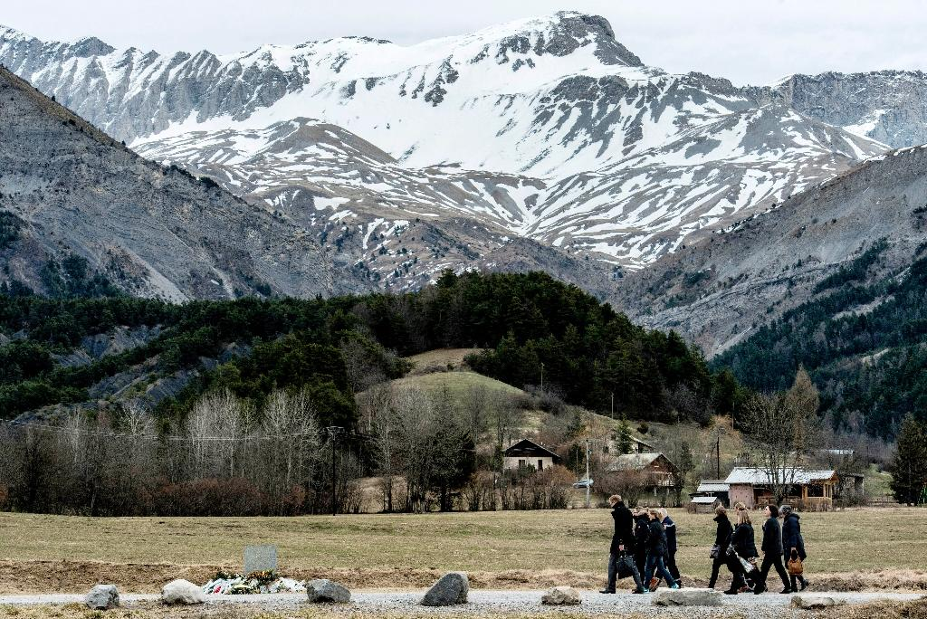 Last minutes of ill-fated Germanwings flight
