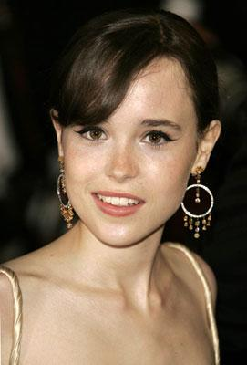 Ellen Page at the 2006 Cannes Film Festival premiere of 20th Century Fox's X-Men: The Last Stand