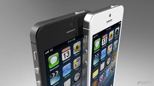 iPhone 5 leaks and rumours video
