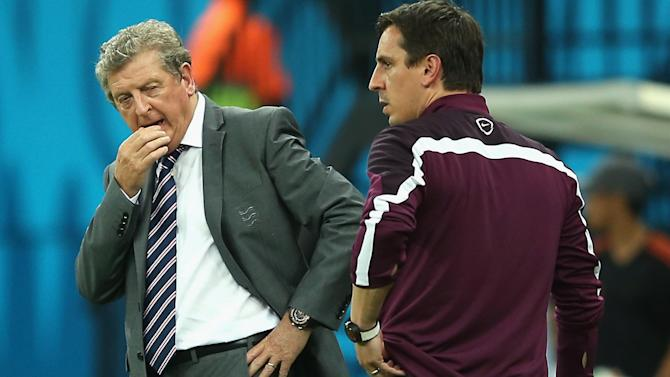 World Cup - Hodgson hails 'best performance' despite loss