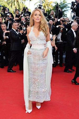 Blake Lively in Chanel Gown at Cannes Film Festival 2014: See the Waist-Whittling Dress!