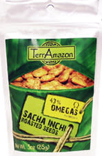 Sacha Inchi Roasted Seeds