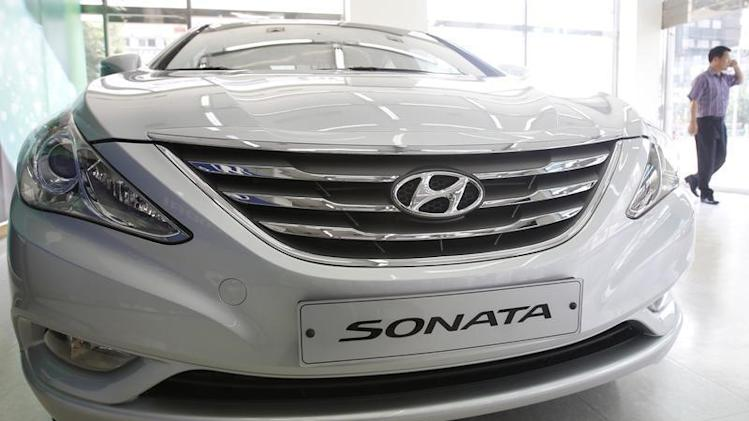 Hyundai Motor Targets 228 000 New Sonata Sales This Year