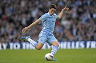 Nasri mocks Arsenal for finishing third as Manchester City celebrate Premier League title