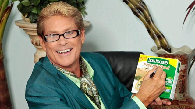 David Hasselhoff and 7 More Embarrassing Celebrity Endorsements