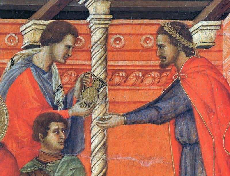 Ponzio Pilato a Strasburgo