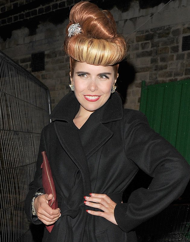 Paloma Faith, Perez Hilton