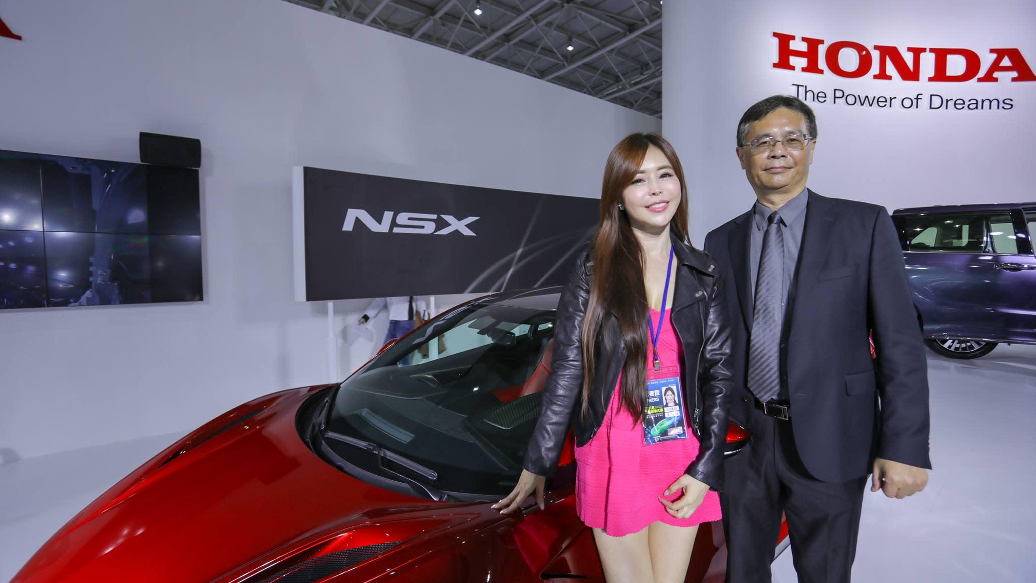 Honda - 2018 世界新車大展 | 特別報導