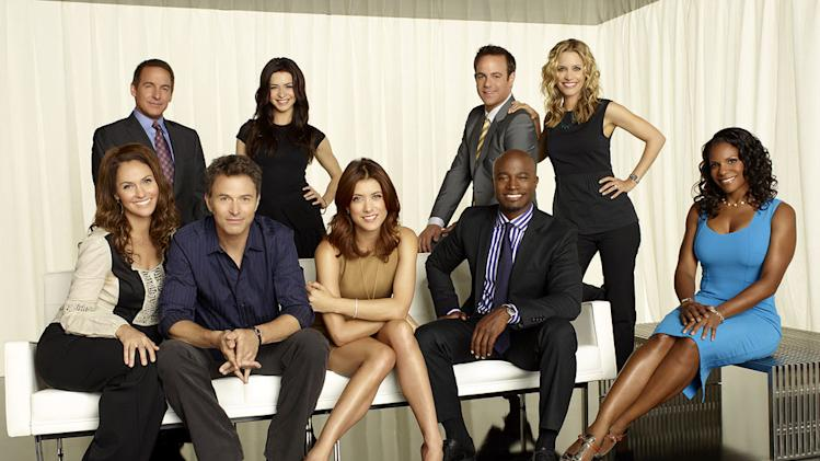 "The cast of ""Private Practice."""