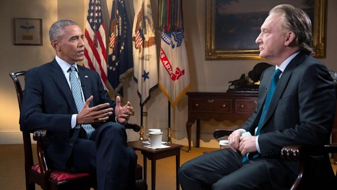 Obama Tells Bill Maher: Voting For Trump 'Would Be Badly Damaging To This Country'