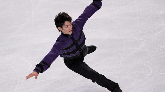 Figure Skating: Kozuka wins gold at Skate America