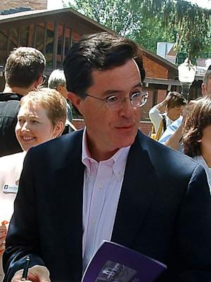 Stephen Colbert Set for 'The Hobbit' Cameo: Other Acting Work He Has Done