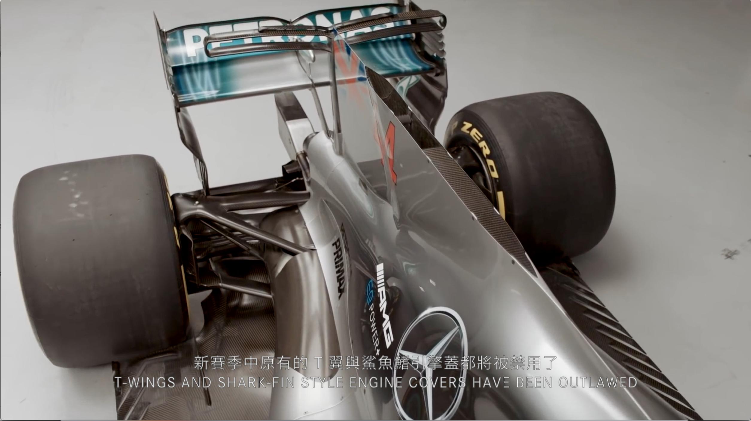 【羅賓車談】2018 F1新賽季技術規則&賽例變更