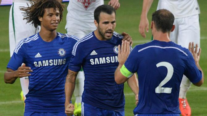 Premier League - Mourinho: Fabregas can be the new Lampard