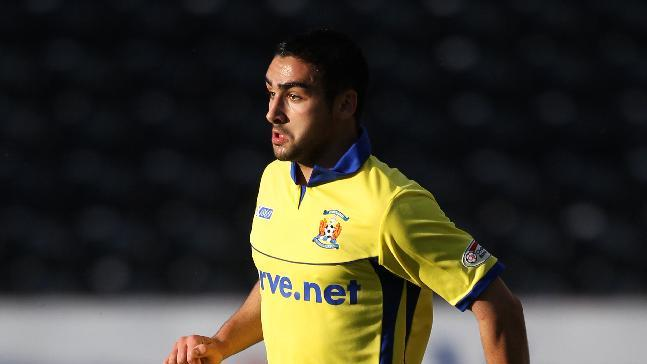 Danny Racchi is ready to return for Kilmarnock this weekend