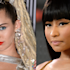 MTV VMA's : Nicki Minaj insulte Miley Cyrus en direct et se fait censurer