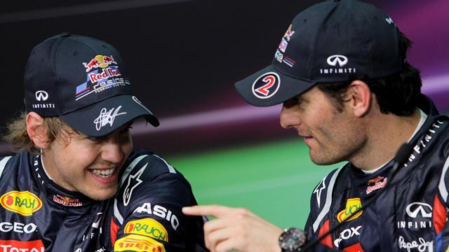 Formula 1 - Vettel: Webber tensions overplayed