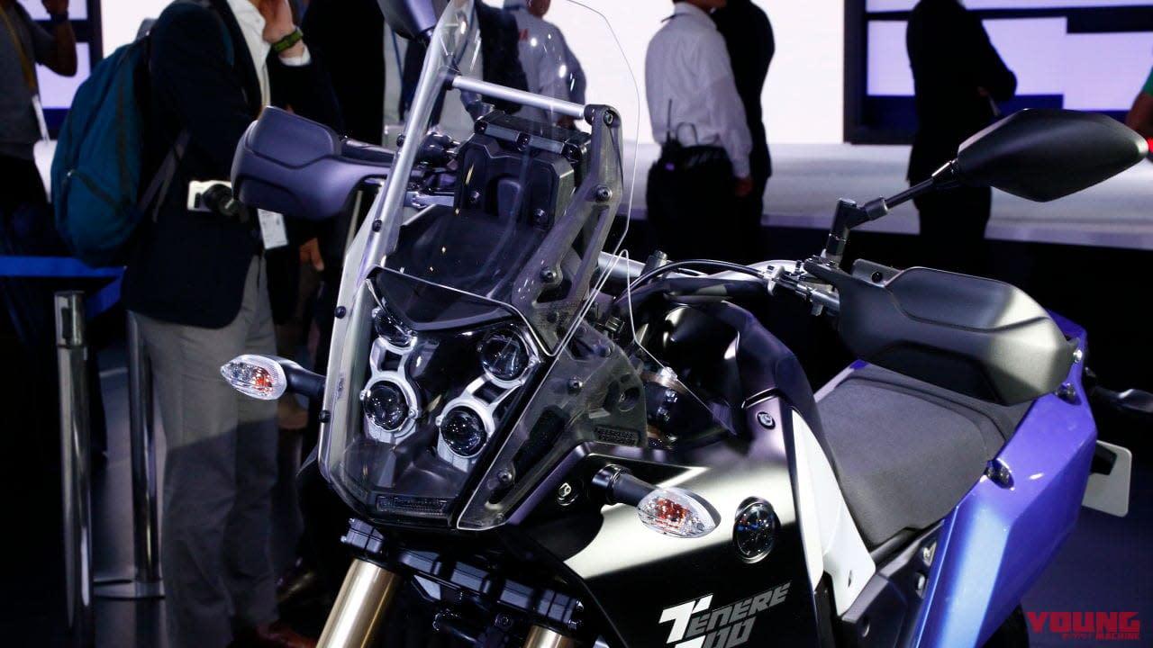 為冒險而生!YAMAHA「Tenere 700」2020年日本開賣
