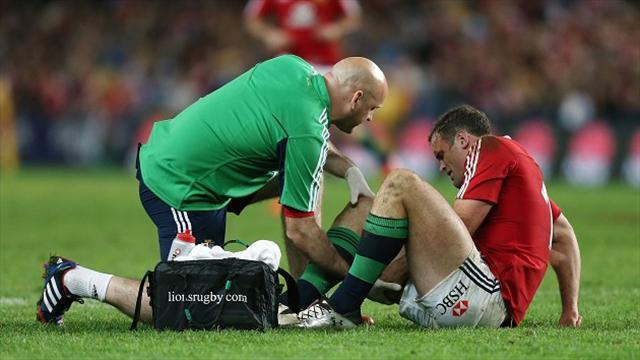 Lions Tour - Gatland delays fitness decision on key trio