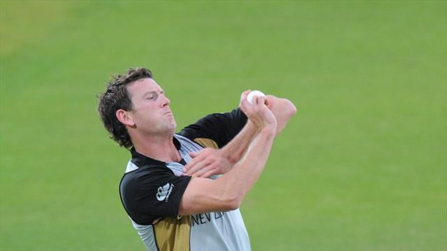 Cricket - Boult replaced by Butler
