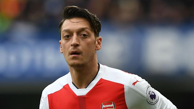 Reports have suggested Mesut Ozil could be a substitute for Arsenal's trip to Bayern Munich, but Mats Hummels is sure he will start.